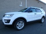 2016 Oxford White Ford Explorer 4WD #124258141
