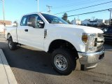 2018 Ford F250 Super Duty XL SuperCab 4x4 Data, Info and Specs