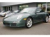 2008 Malachite Green Metallic Porsche 911 Carrera Coupe #12425492