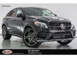 2018 Mercedes-Benz GLE 43 AMG 4Matic Coupe