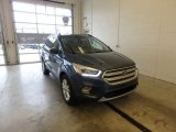 2018 Blue Metallic Ford Escape SEL 4WD #124281734