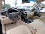Lexus LX Interiors