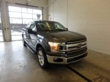 2018 Magnetic Ford F150 XLT SuperCab #124281727