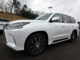 Lexus LX Data, Info and Specs