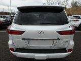 Lexus LX 2018 Badges and Logos