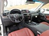 2018 Lexus LX Interiors