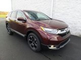 2018 Honda CR-V Basque Red Pearl II