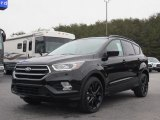 2018 Shadow Black Ford Escape SE 4WD #124281586