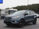 2018 Blue Metallic Ford Escape SE 4WD #124281585