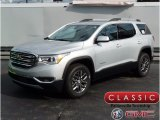 2018 Quicksilver Metallic GMC Acadia SLT AWD #124305407