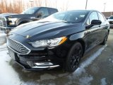 2018 Shadow Black Ford Fusion SE #124305439