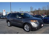 2014 Sterling Gray Ford Explorer Limited #124350450