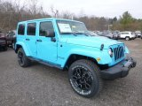 2018 Jeep Wrangler Unlimited Chief Blue