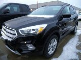 2018 Shadow Black Ford Escape SE 4WD #124350512