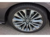Acura RLX Wheels and Tires