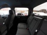 2018 Chevrolet Silverado 1500 Custom Crew Cab 4x4 Rear Seat