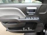 2018 Chevrolet Silverado 1500 Custom Crew Cab 4x4 Door Panel