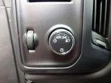 2018 Chevrolet Silverado 1500 Custom Crew Cab 4x4 Controls