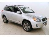 2011 Classic Silver Metallic Toyota RAV4 Sport 4WD #124382468