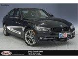 2018 Jet Black BMW 3 Series 330i Sedan #124382423