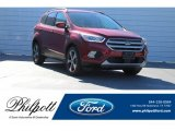 2018 Ruby Red Ford Escape SEL #124382419