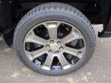 2018 Chevrolet Silverado 1500 LTZ Double Cab 4x4 Wheel