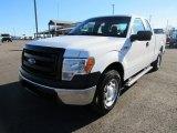 2014 Oxford White Ford F150 XL SuperCab #124402342