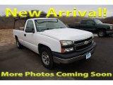 2006 Summit White Chevrolet Silverado 1500 LS Regular Cab #124402340