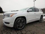 2018 White Frost Tricoat GMC Acadia Denali AWD #124418543