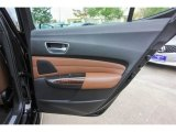2018 Acura TLX V6 Technology Sedan Door Panel