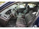 2018 Acura TLX Sedan Front Seat