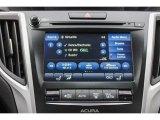 2018 Acura TLX Sedan Controls