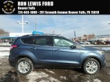 2018 Blue Metallic Ford Escape SE 4WD #124458524