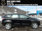 2018 Shadow Black Ford Escape S #124458523