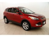 2015 Ruby Red Metallic Ford Escape Titanium 4WD #124458707