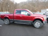 2018 Ruby Red Ford F150 XLT SuperCab 4x4 #124477230