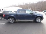 2018 Blue Jeans Ford F150 XLT SuperCrew 4x4 #124477226