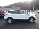 2018 Oxford White Ford Escape SE 4WD #124477211