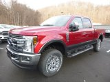 2018 Ford F250 Super Duty Lariat Crew Cab 4x4 Data, Info and Specs
