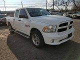 2014 Bright White Ram 1500 Tradesman Quad Cab 4x4 #124477061