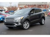 2018 Magnetic Ford Escape SEL 4WD #124477150