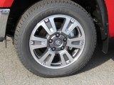 2018 Toyota Tundra 1794 Edition CrewMax 4x4 Wheel