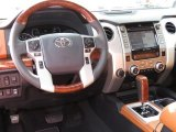 2018 Toyota Tundra 1794 Edition CrewMax 4x4 Dashboard