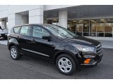 2018 Shadow Black Ford Escape S #124477139