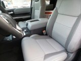 2018 Toyota Tundra Limited Double Cab 4x4 Front Seat