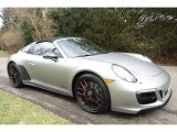 2017 Porsche 911 Targa 4 GTS Data, Info and Specs