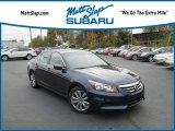 2012 Celestial Blue Metallic Honda Accord EX-L Sedan #124502775