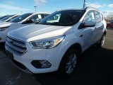 2018 Oxford White Ford Escape SE 4WD #124502945