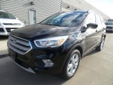 2018 Shadow Black Ford Escape SE 4WD #124502936