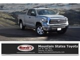 2018 Cement Toyota Tundra SR5 Double Cab 4x4 #124529649